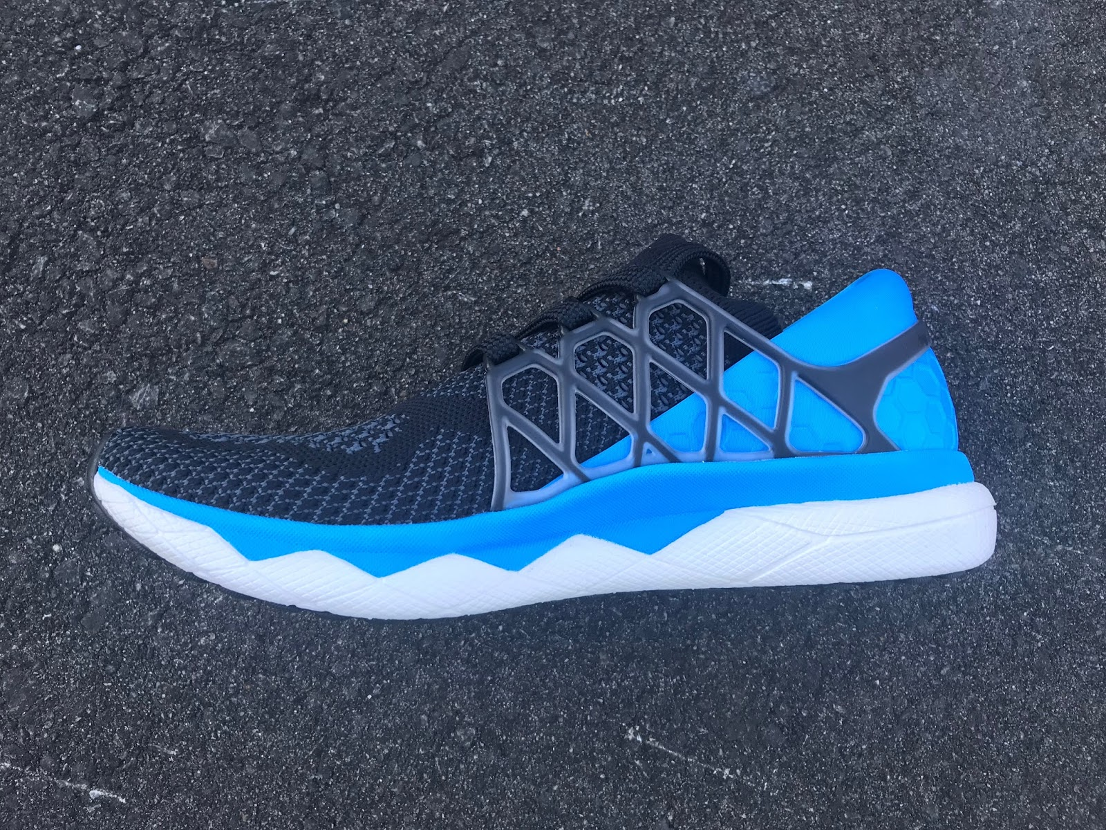 Road Trail Run: Reebok Floatride Run ULTK Review and First